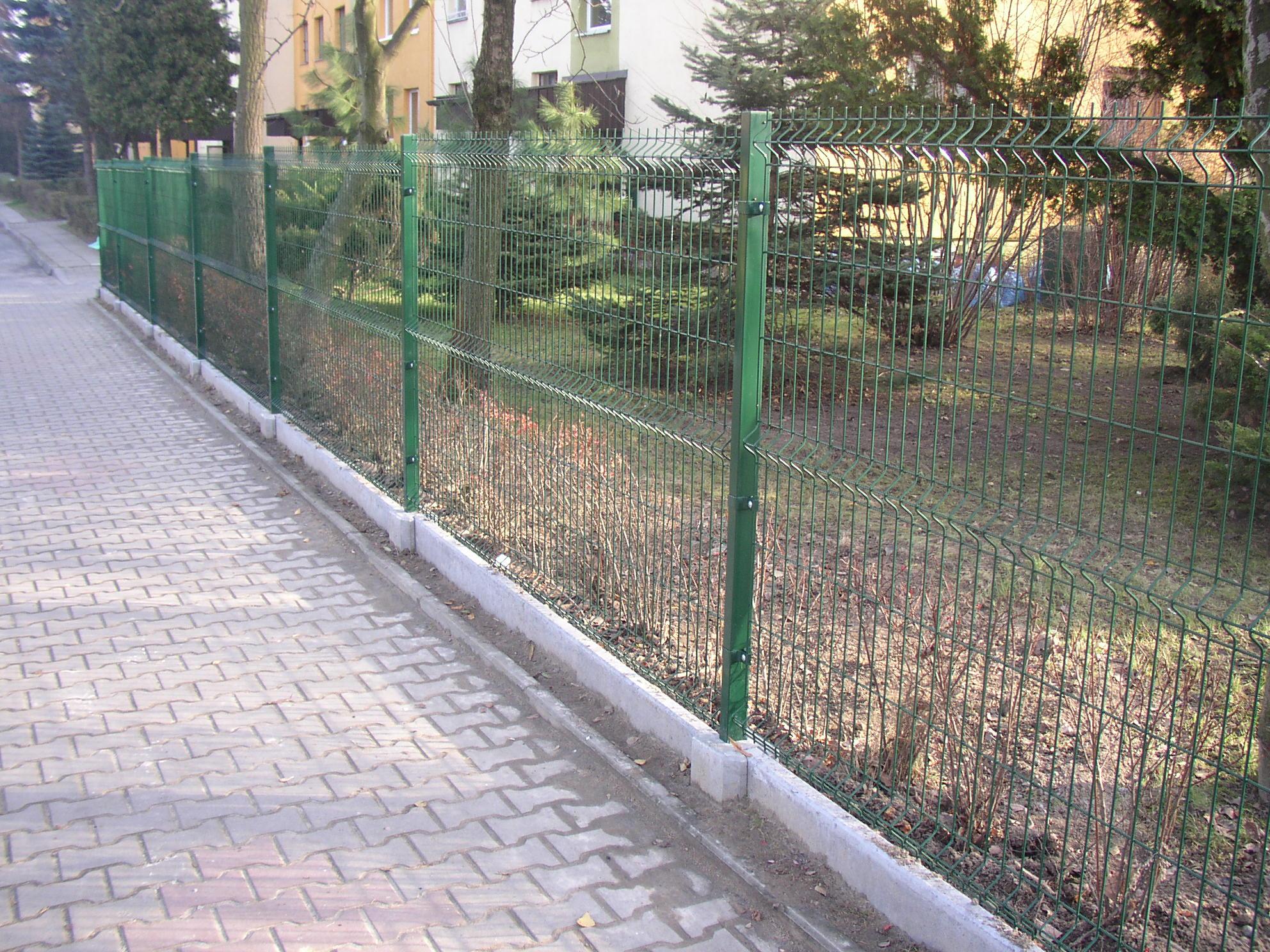 Zupełnie nowe Jakie wybrać panele ogrodzeniowe - wykonawstwo ogrodzeń HX55
